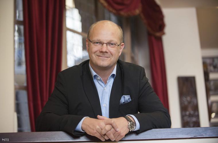 Lőrinczy György átvette a Budapesti Operettszínház vezetését