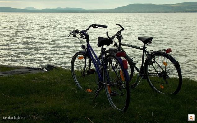 Amíg lehet biciklizzünk!