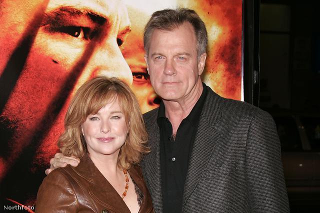 Stephen Collins és Faye Grant