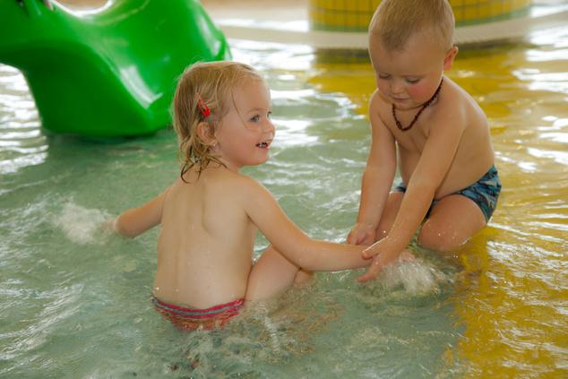 Vízipók-Csodapók beltéri gyermekvilág a Zalakaros Fürdőben