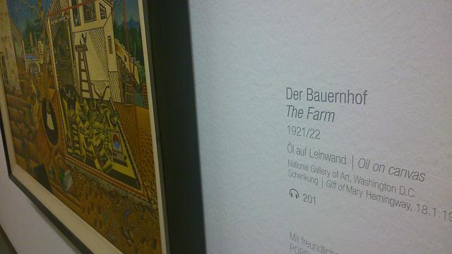 Joan Miró kiállítását meg lehet tekinteni Bécsben.