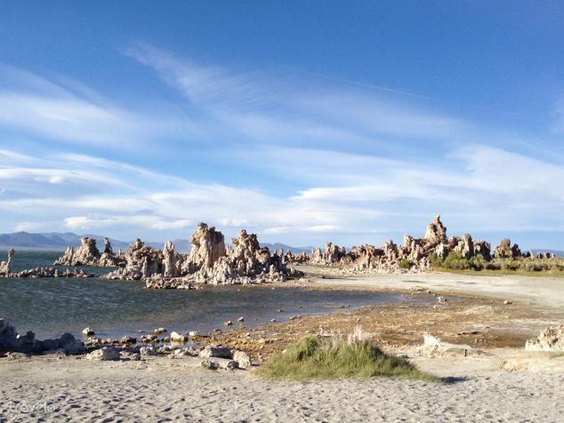 South Tufa és a Mono Lake