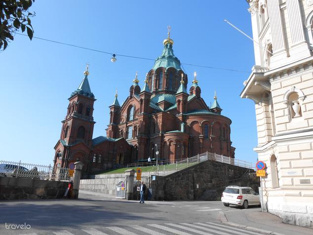 A helsinki Uszepnszkij-székesegyház
