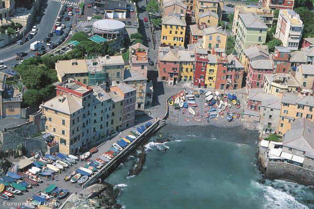 Genova az árvíz előtt
