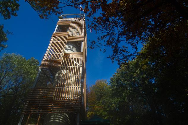 A Csóványos 938,20 méter magas