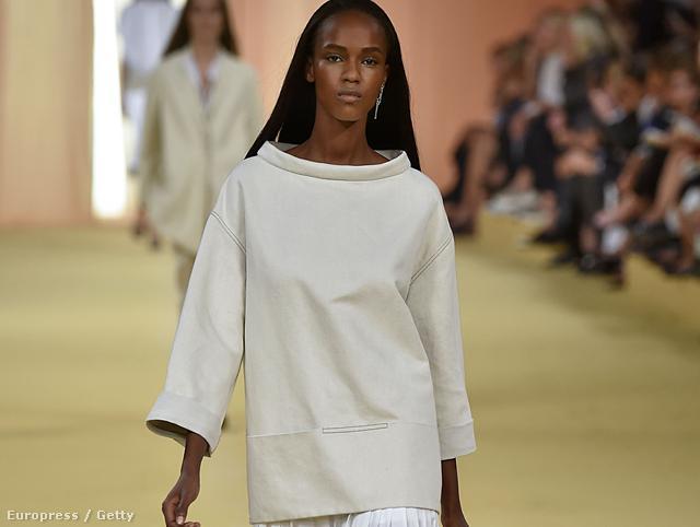 Fehér árnyalatok a városi divatban: Hermes Ready to Wear