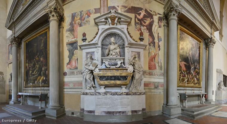A Santa Croce Firenzében