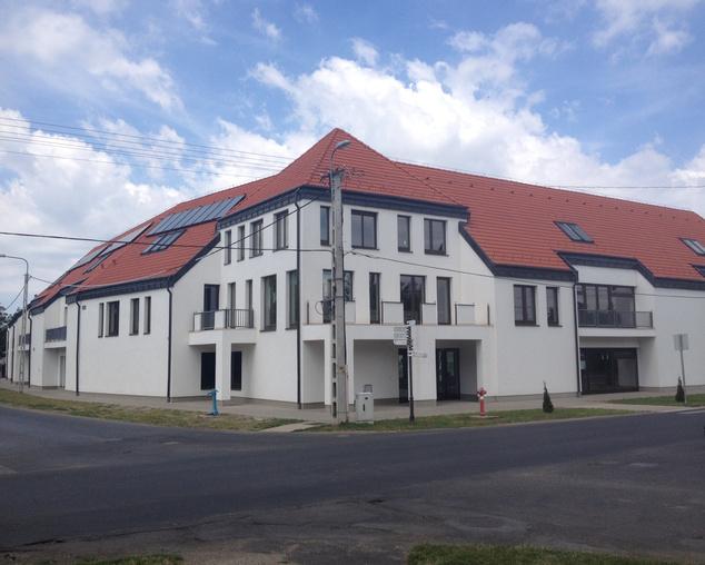 A Hotel Medián épülete