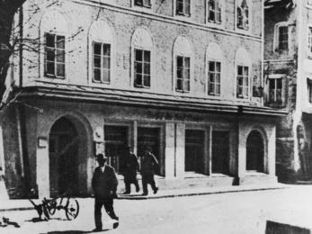 Nincs végső megoldás Hitler szülőházára