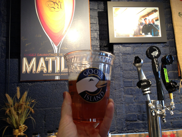 A Matilda például az egyik legnépszerűbb sörük