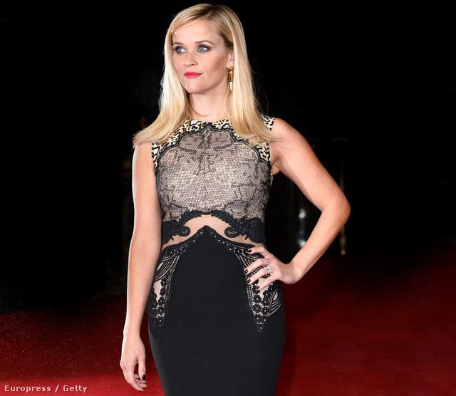 Reese Witherspoon hétfőn Londonban volt a Londoni Filmfesztiválon, a Wild című film bemutatóján