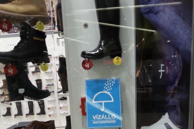 Office Shoes: atyaég, vízálló gumicsizma!!!!!!!!!!!!