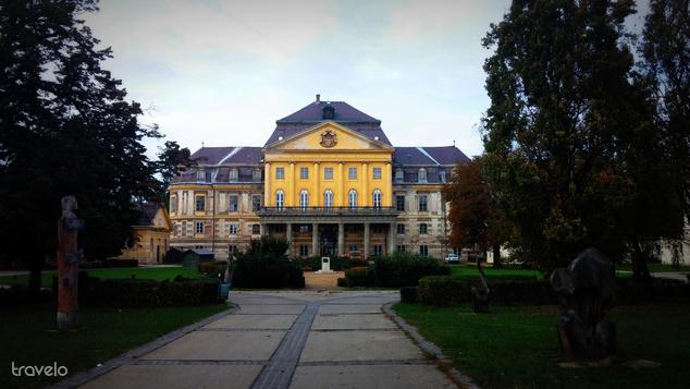 Batthyány kastély, Körmend