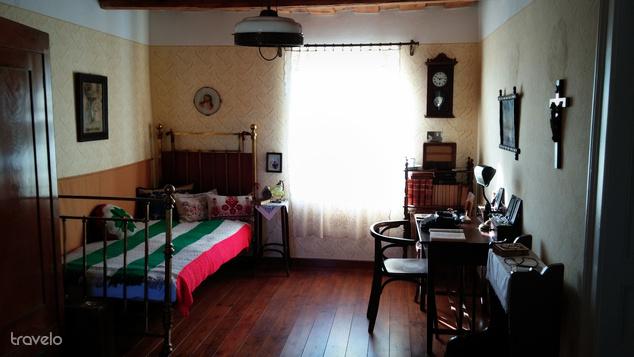 Mindszenty bíboros egykori szobája