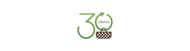 A 30km logója