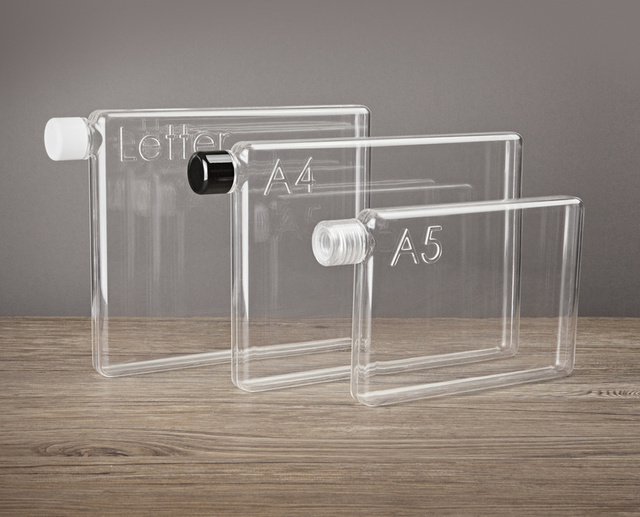 Vékony vizes palackoké a jövő?