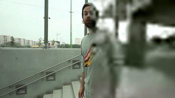 Újrakevertük a metrófutós videót: csak 30 fillérjébe kerülne!