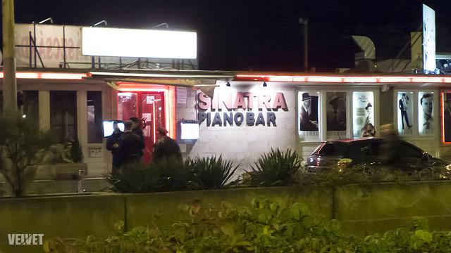 A bár berendezése is megrongálódott. A rendőrség meg nyomoz.