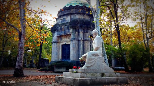 Ady Endre sírhelye