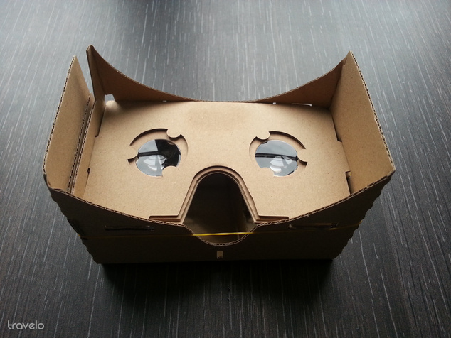 Cardboard: Így néz ki összeszerelve