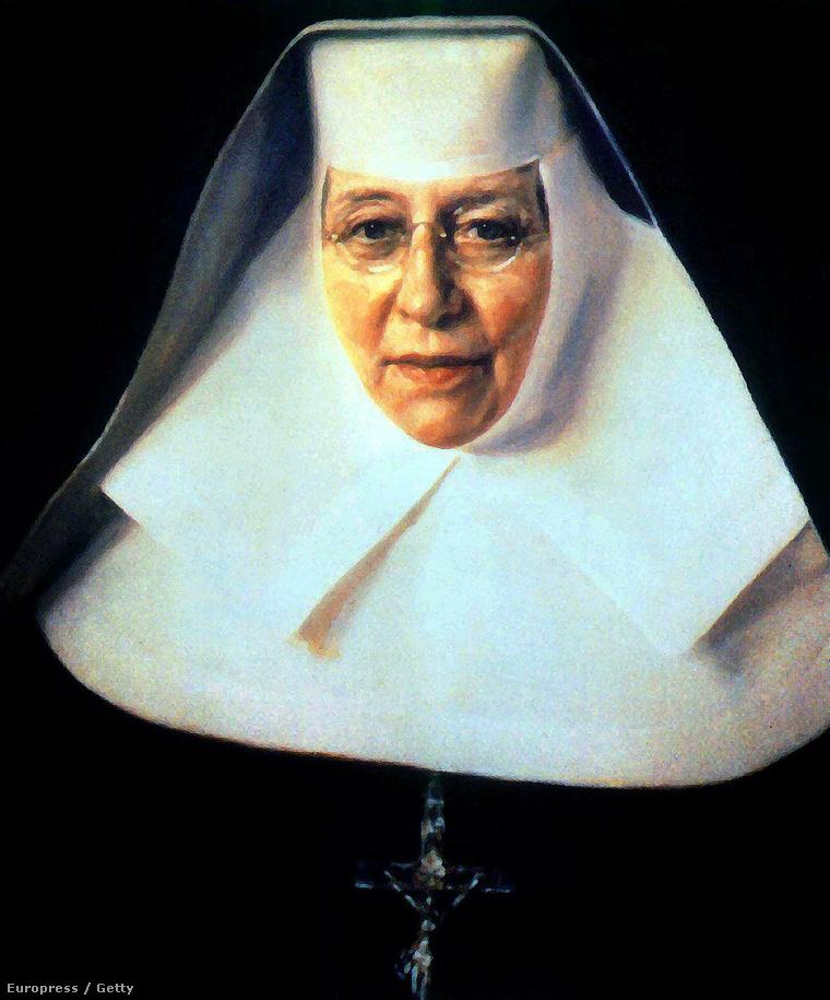 Katharine Drexel 1858-tól 1955-ig élt
