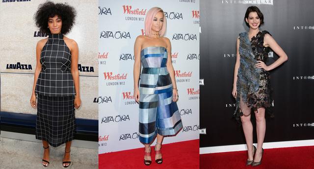 Solange Knowles, Rita Ora és Anne Hathaway is mellényúlt.