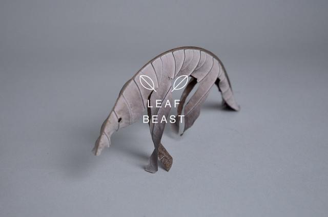 """A """" Leaf Beast"""" névre keresztelt két részes projecttel Baku célja, hogy az elhalt leveleket visszalehelje az életbe."""