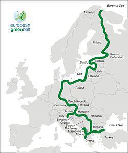 Az Európai Zöld Öv