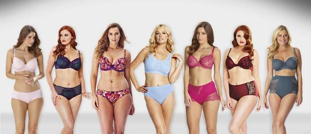 A JD Williams így látja a nőket: egy kommenteő kicsit fel is háborodott azon, hogy a márka szerint a vékony nők nem is tökéletesek?!