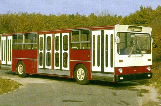Igazi kuriózum lehetne ma a Matolcsy busz, ha nem bontják el