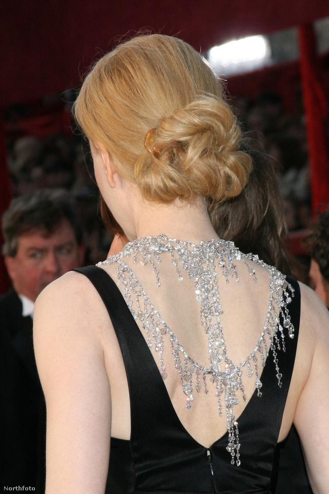 Nicole Kidman 2008-ban feladta a leckét követőinek.