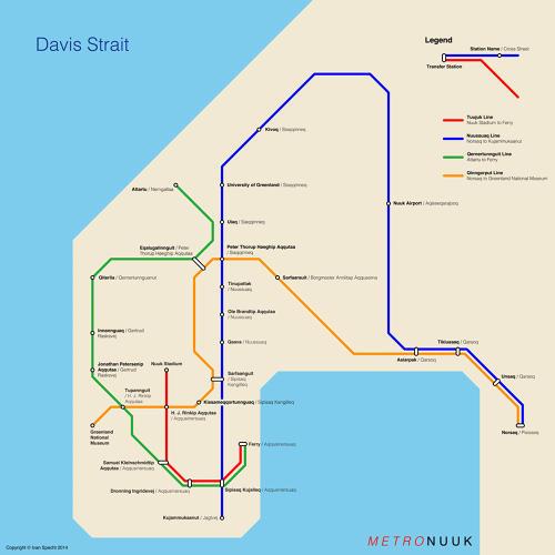 """""""Az első térképet Apák napi ajándéknak szántam és most tartok a nyolcadik tervrajznál. Amióta az eszemet tudom, körülbelül öt éves korom óta lenyűgöznek tömegközlekedési rendszerek, különösen New Yorké, ahol jelenleg is élek.""""-mondja Specht."""