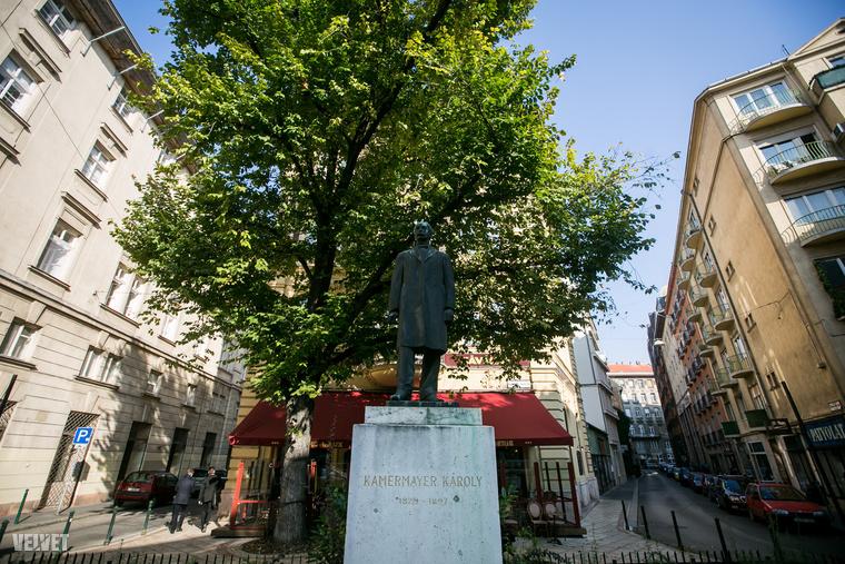 Kammermayer Károly tér és környéke