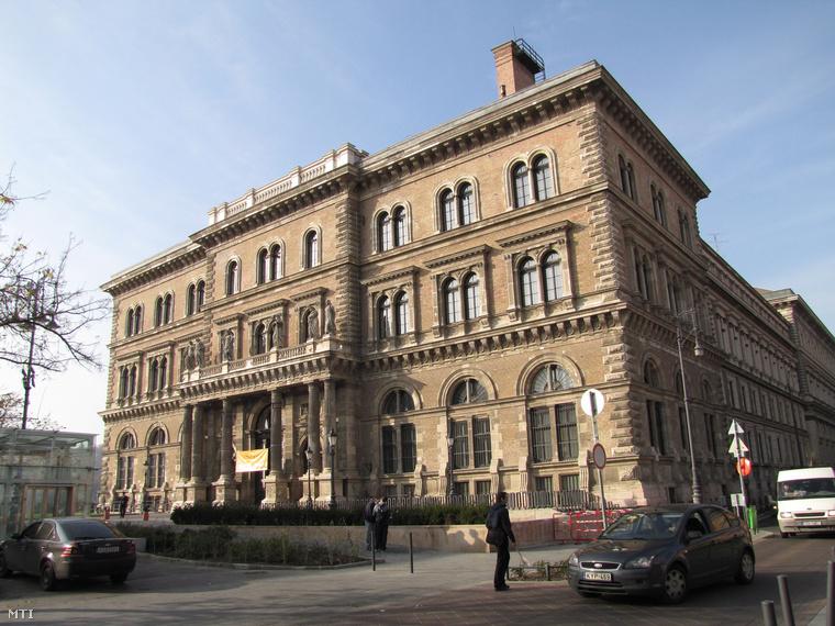 A Corvinus Egyetem főépülete