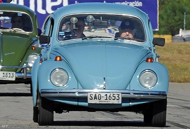 José Mujica bogárhátújában