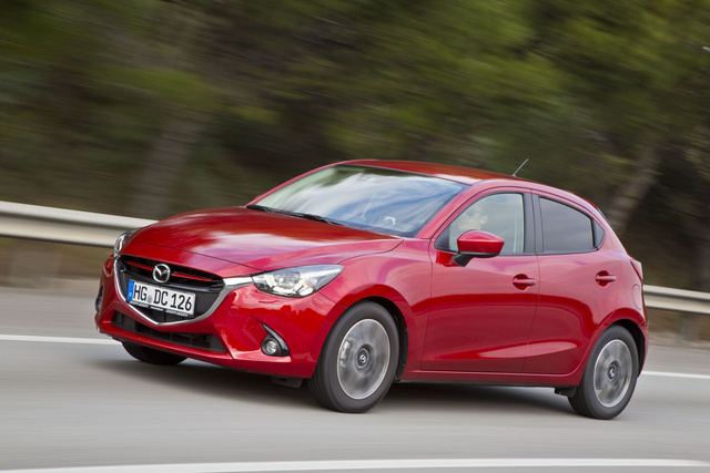 All-new Mazda2 SP 2014 Action 14