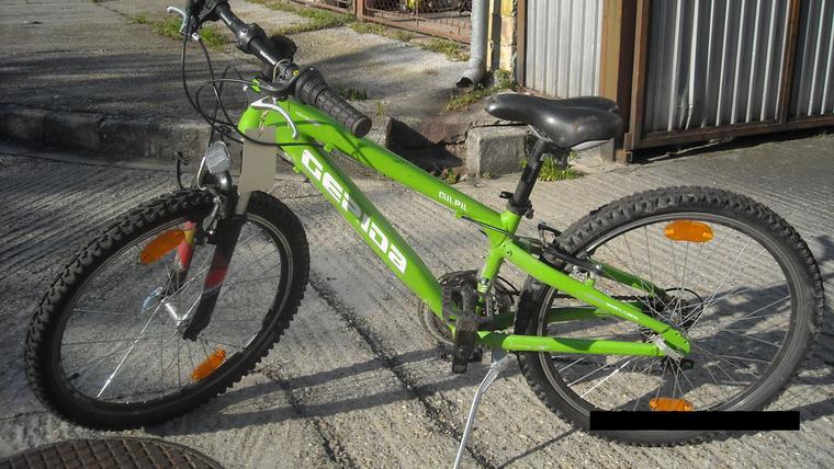 Ez az ön biciklije?