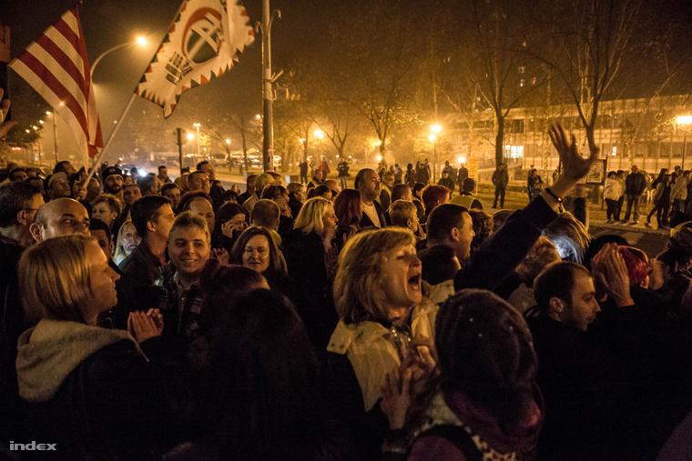 Ózdon ünnepel a Jobbik