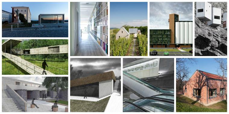 A Média Építészeti Díjának döntősei: 5 megépült ház és 5 terv