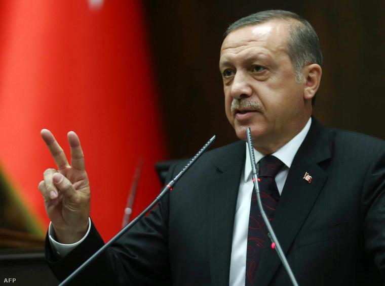 Erdoganból túl sok volt