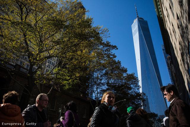 A világ egyik legmagasabb és legbiztonságosabb tornya New Yorkban