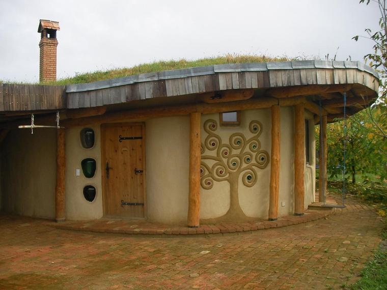 földház
