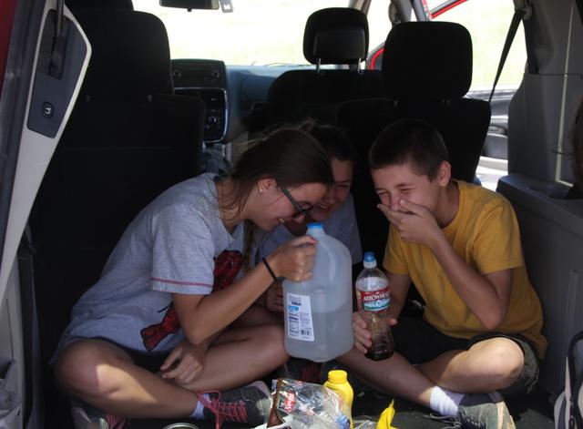 Japán egyterűvel road trip Amerikában?