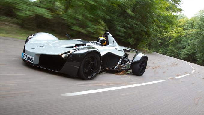 Totalcar Magazine Features 140 000 Sports Car