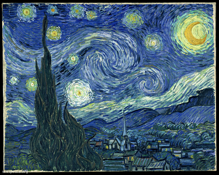 VanGogh-starry night ballance1