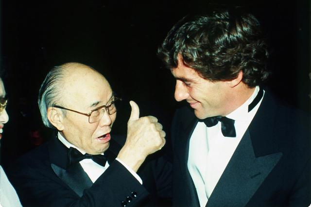 Honda és Senna: a nyerő páros
