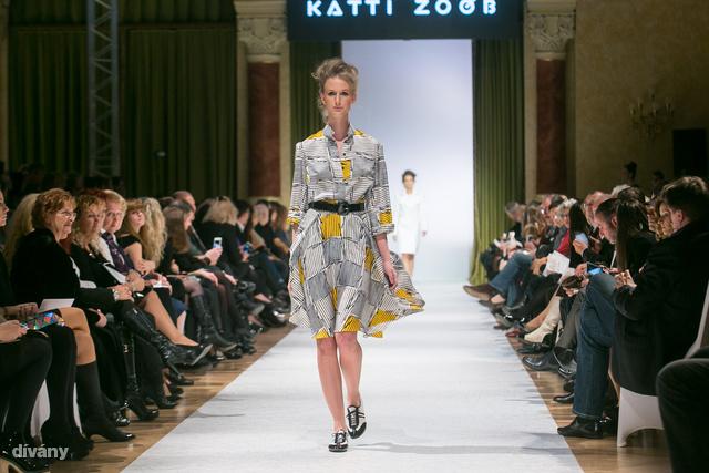 A tervező 1994-ben indult személyre szabott haute couture vonalával.