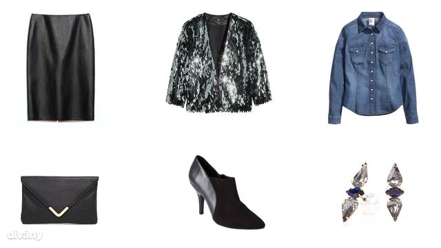 Kabát - 12900 Ft (H&M), ing - 6990 Ft (H&M), szoknya - 11995 Ft (Zara), fülbevaló - 3,99 font (Topshop), táska - 17.06 (Asos), cipő - 8500 Ft (F&F)