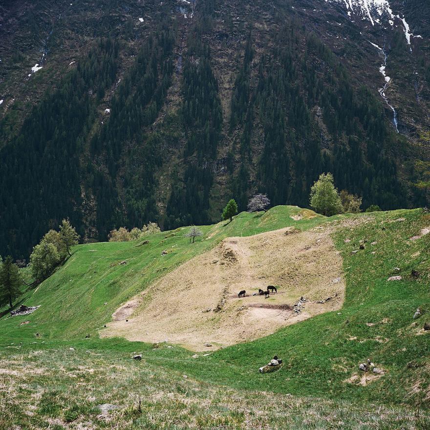 Svájci Alpok, 2012.