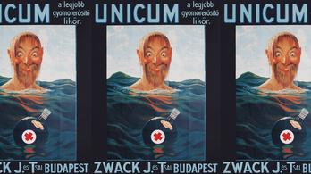 Mindig is tetszett az unicumos plakát? Hárommillióért megveheti!